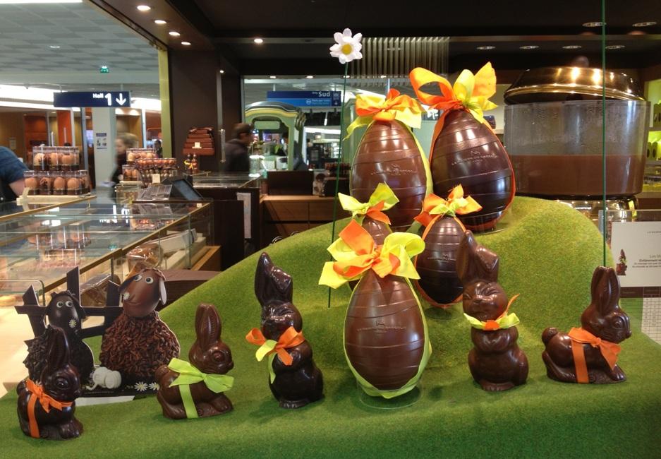 Easter 2016 Chocolates from La Maison du Chocolat  The